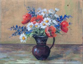 Nr. 1891 Feldblumen im Krug