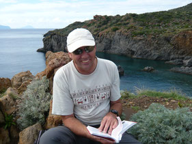Günther Gramm - Liparische Inseln: Panarea