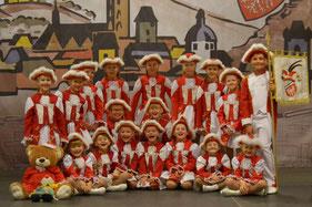 Kleine Funken der Ahrweiler Karnevals-Gesellschaft