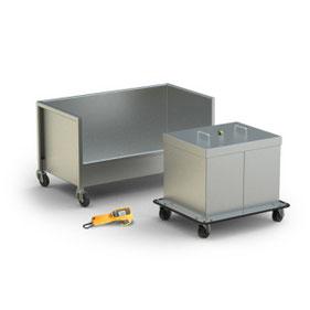 Küchenwagen - Unterschränke - Zubehör