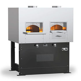 Wood Stone Corp Designer Series Backofen