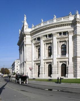 Fiaker Burgtheater