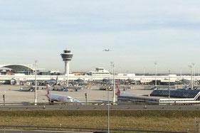 Hotel booking Munich Airport