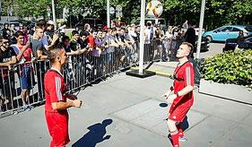 Fußball Freestyler - Veranstaltungen Events