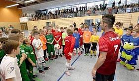 Fußball Freestyler - Workshops