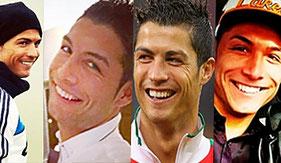 Cristiano Ronaldo Double Doppelgänger Saki