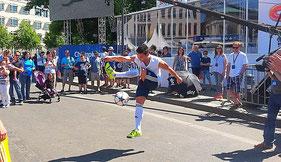 Fußball Freestyler - Roadshows / Straßenshows