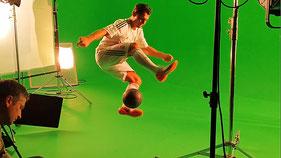 Fußball Freestyler - Film Fernsehen Werbespots