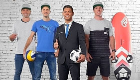 Fußball Freestyler - Sponsoring