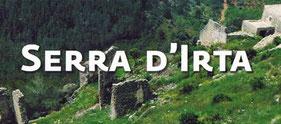 Parque Natural   Serra d'Irta en la Comunidad Valenciana.