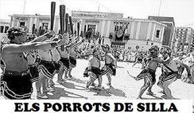 """Els porrots """"porras"""" es una fiesta ancestral  que se celebra sobre todo en el pueblo de Silla en Valencia """"Comunitat Valenciana."""
