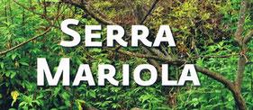 Parque Natural de la sierra Mariola en la Comunidad Valenciana.