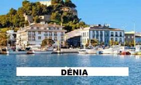 La ciudad  de Denia es una bonita ciudad de la provincia de Alicante perteneciente a la comarca de Marina Alta.