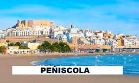 Peñíscola es una ciudad de la provincia de Castellón en la Comunidad Valenciana (España)