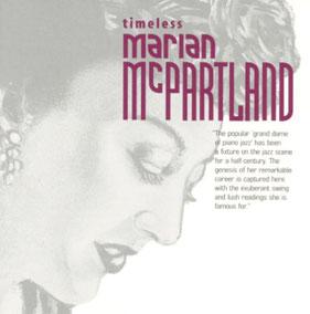 marian mcparlanda timeless- mujer jazz