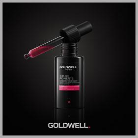 Hairlich Ihr Friseur Cuxhaven Altenbruch - goldwell - pure pigments