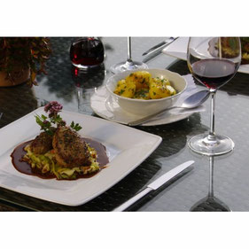 Candlelight Dinner im Restaurant des Jagdschlosses Friedrichsmoor