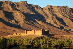 Vallée du Drâa au Maroc