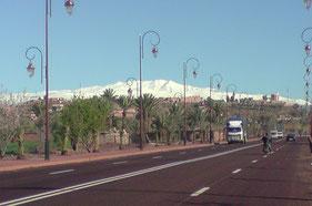 Ouarzazate, porte du desert