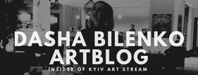 Dasha Bilenko Artblog