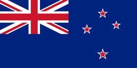 Drapeau Néo-Zélandais