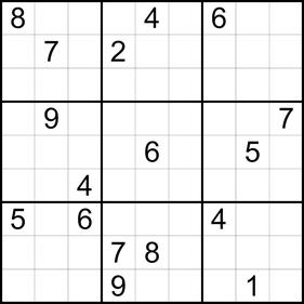 17 Extrem-Sudoku © Rätselbüro Martin Simon