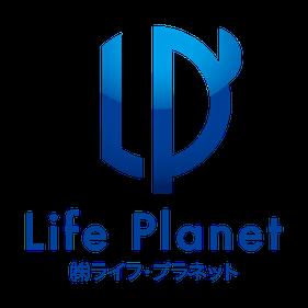 保険代理店ライフ・プラネット ロゴ