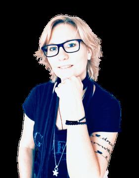 Birgit Kunze - happy life Managerin, Inhaberin der GESTALTBAR, Deiner happy life Agentur