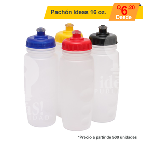 Pachón Ideas 16 oz.