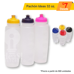 Pachón Ideas 32 oz.