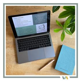 Virtuelle Assistenz Webseitenerstellung
