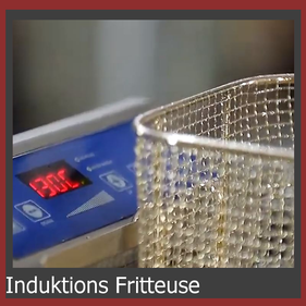 Induktions Fritteuse