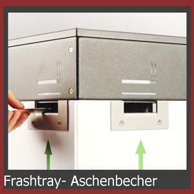Frashtray Aschenbecher