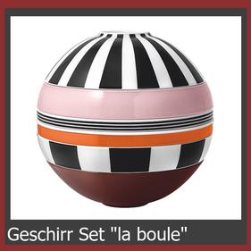 Geschirr Set La Boule