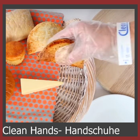 Hygiene Handschuhe
