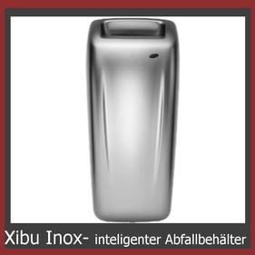 Xibu Inox inteligenter Abfallbehälter