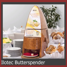 Ilotec Butterspender