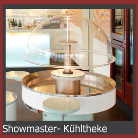 Design Kühltheke