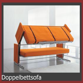 Doppelbettsofa
