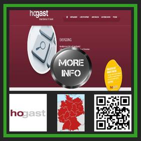 Einkauf Lieferant Logo hogast