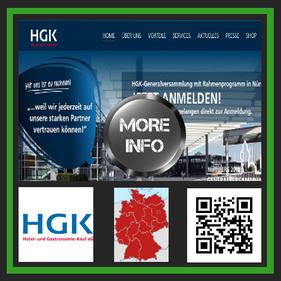 Einkauf Lieferant Logo HGK