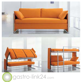 Sofa als Doppelbett