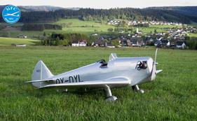 SAI-KZ-1 von Hubertus Hennes