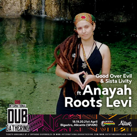 anayah roots levi good over evil