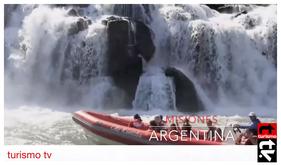 Cataratas del Iguazú : Turismo Tv, Televisión Turística en Misiones