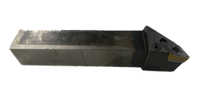 Drehmeißel mit Hartmetall Wendeschneidplatte