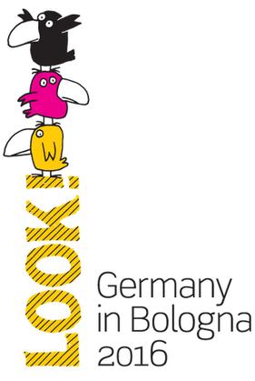 Deutschland Gastland Bologna Kinderbuchmesse 2016