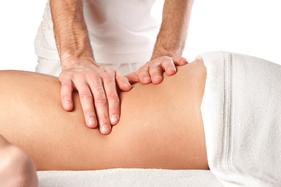 Medizinische klassische Massage