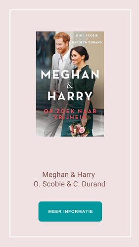 Hello Radio Shop Boek Meghan & Harry