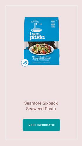 Hello Radio Shop Lifestyle Seamore Seaweed Pasta
